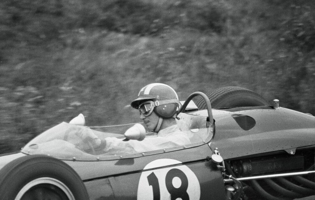 04.08.1963 | Nürburgring | Formel 1 Großer Preis von Deutschland