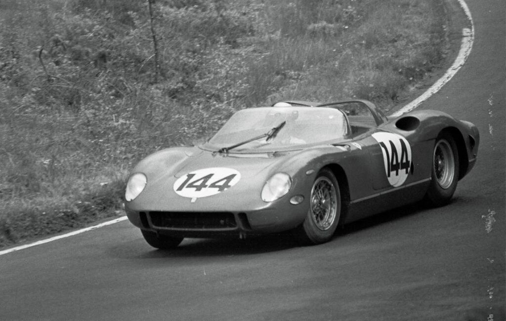 31.05.1964 | Nürburgring | 1000-km-Rennen