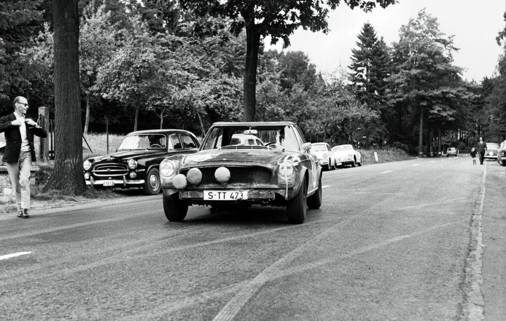25.-29.09.1964 | Rallye Spa-Sofia-Lüttich