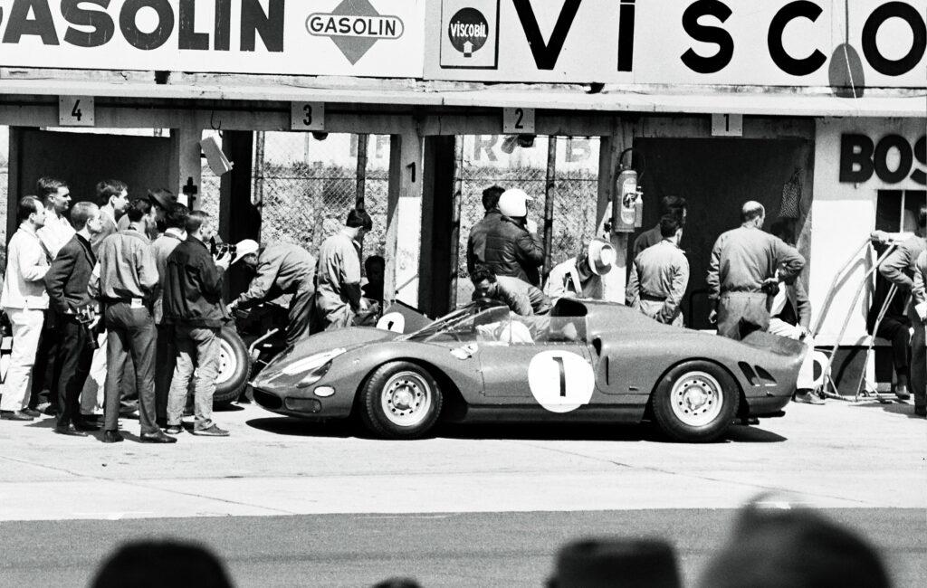 23.05.1965 | Nürburgring | 1000-km-Rennen