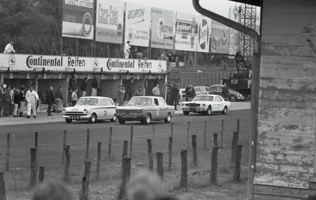 13.06.1965 | Nürburgring | Großer Preis der Tourenwagen